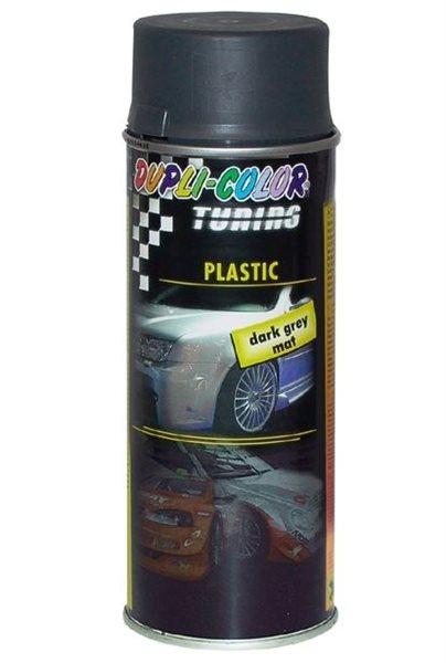 Dupli-Color Tuning Speziallack 327278 400 ml dunkelgrau matt Plastik