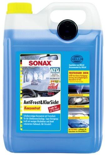SONAX AntiFrost&KlarSicht Konzentrat 332505 5L Eisfrei Klare Sicht