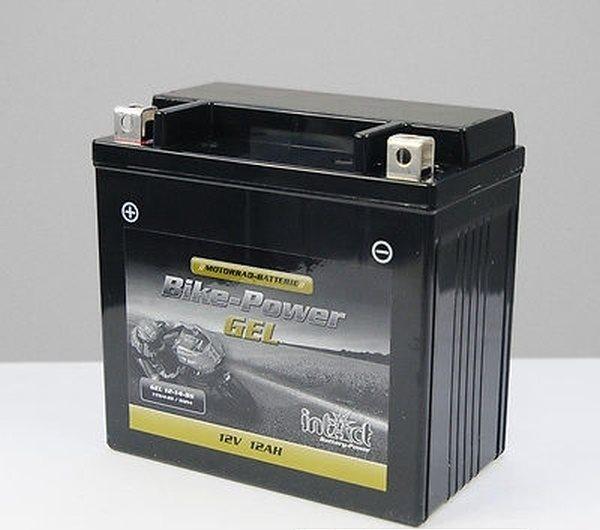 Intact Gel-Batterie 51214 YTX14-BS