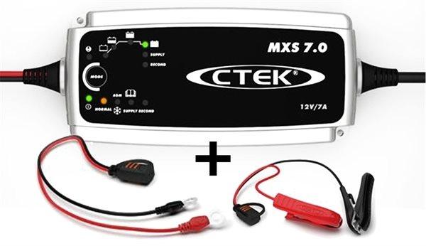 CTEK Batterie Ladegerät MXS7.0 12V 7A
