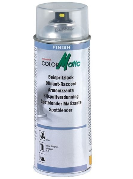 Colormatic Beispritzlack Spray 114229 400ml transparent