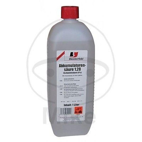 1 Liter Batteriesäure ohne Spritztülle 5590070