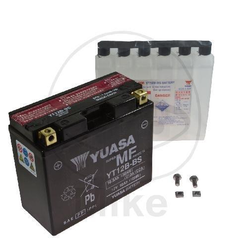 Wartungsfreie Batterie YT12B-BS Yuasa