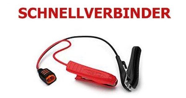 CTEK Schnellverbinder mit Polklemmen / Comfort Connect Clamp TYP2 56-262