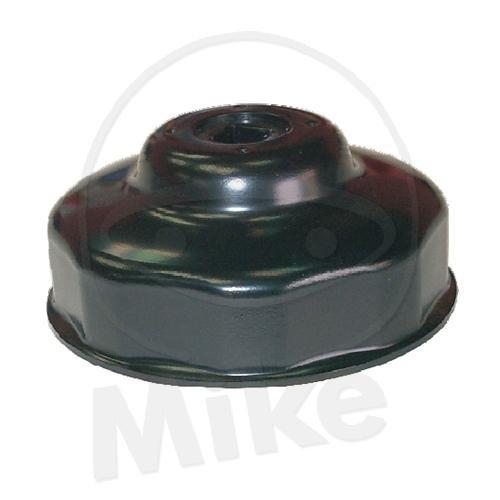 """Ölfilterschlüssel 76mm 8 Kanten 1/2"""" Zoll Innenvierkant JMP A-52-7608-M"""
