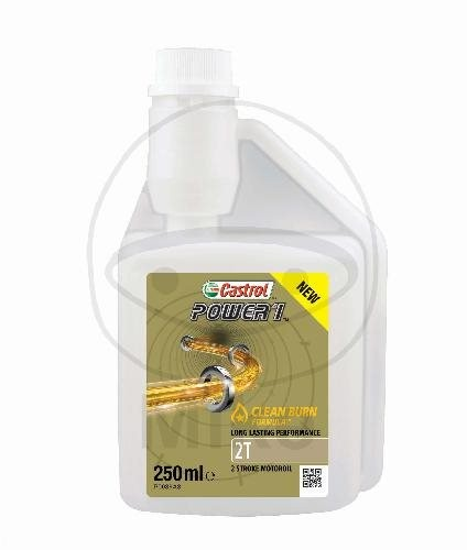 Castrol Motoröl 2T 250ML Power1 syn