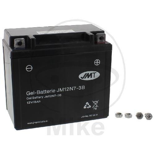 Motorrad Batterie 12N7-3B JM12N7-3B GEL