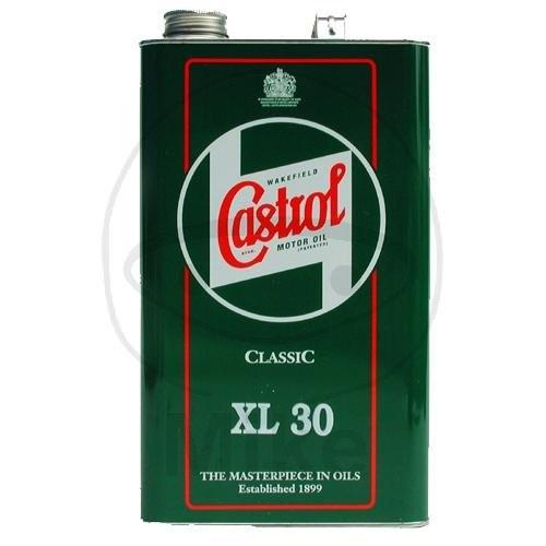 Castrol Motoröl 4T 30W Classic XL mineral 5 Liter