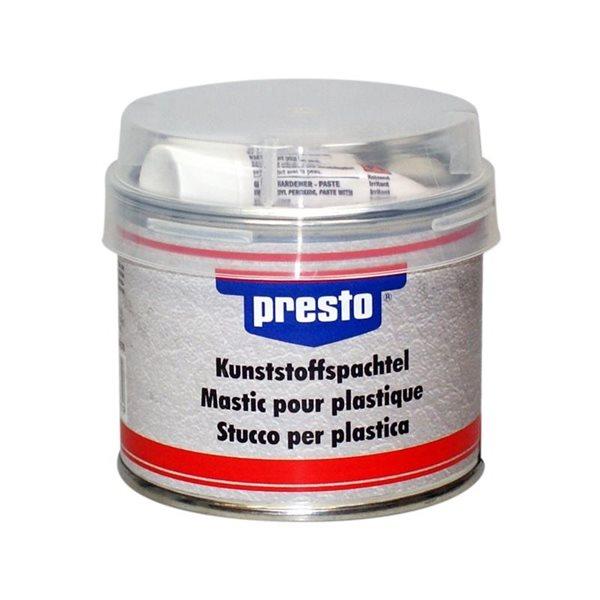 presto Kunststoffspachtel 250g grau 604379