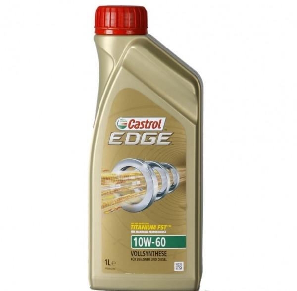 Castrol Motoröl EDGE Titanium FST 10W-60 1 Liter / vollsynthetisch / 51907 / 1595CC