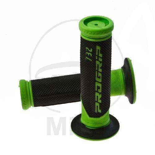 Progrip Griffgummis 732.06 schwarz / grün