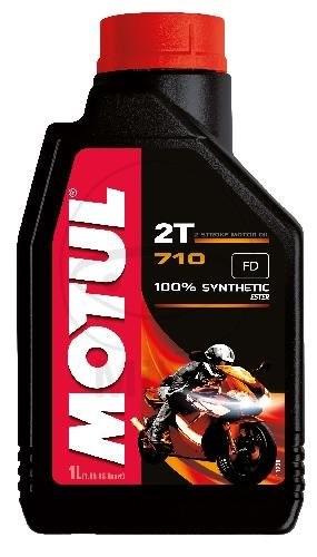 "MOTUL Motoröl 2T ""710 FD"" synthetisch 1 Liter"