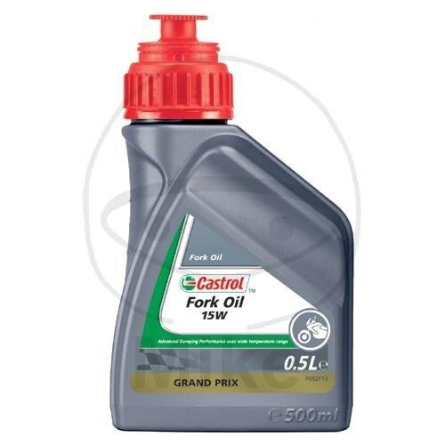 Castrol Gabelöl Fork Oil 15W 0,5 Liter / mineralisch