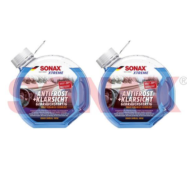 2 X 3L SONAX XTREME AntiFrost+KlarSicht bis -20°C 02324000