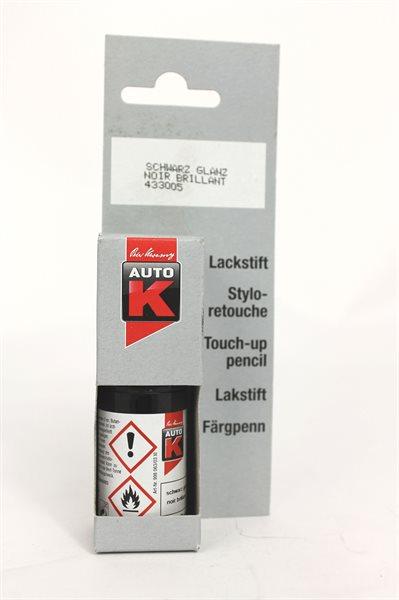 Kwasny Auto K Lackstift 433005 1 x 9ml Schwarz Glanz REZ07