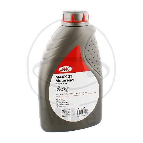 JMC MAXX Motorenöl 2T C 59402161 2-Takt teilsynthetisch 1 Liter
