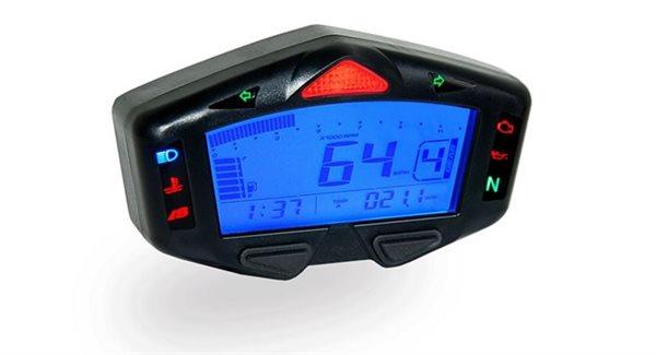 KOSO Digitales Multifunktions-Cockpit DB03-R, ABE