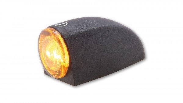 HIGHSIDER LED Blinker PROTON THREE getönt E-geprüft