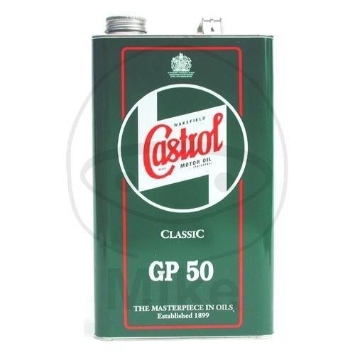 Castrol Motoröl 4T 50W Classic XL mineral 5 Liter