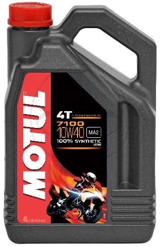 "MOTUL Motoröl 4T ""7100"" 10W40 4 Liter"
