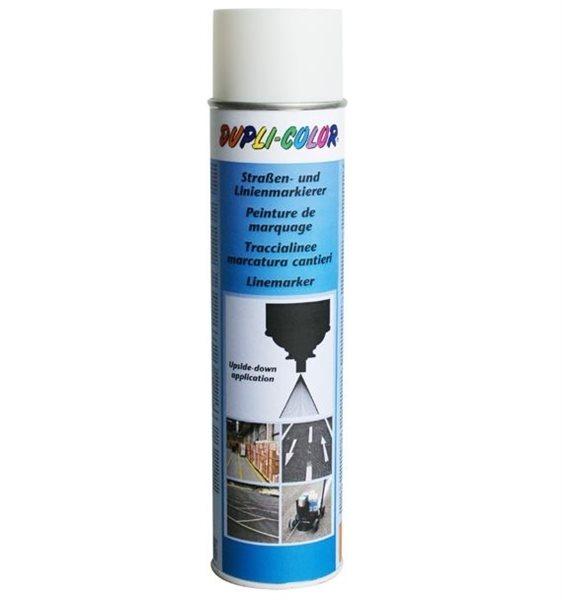 Dupli-Color Straßen-&Linienmarkierer Spray 895173 600ml Markierungsspray