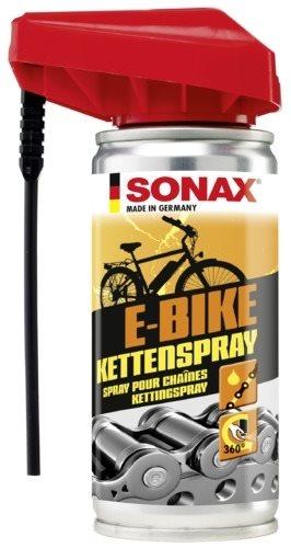 SONAX BIKE KettenSpray 872100 100ml Fahrradpflege Bikepflege Kettenfett Kettenschmiere