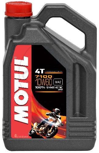 "MOTUL Motoröl 4T ""7100"" 10W60 synthetisch 4 Liter"