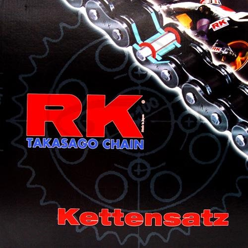 RK Kettensatz Kawasaki KF400A 03 - 06 520SO 14/40