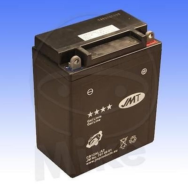 JMT Gel-Batterie YB12AL-A2