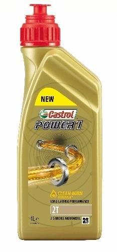 """Castrol Motoröl 2T """"Power1"""" 1 Liter"""