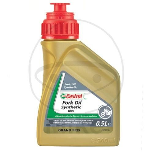 Castrol Gabelöl Fork Oil Synthetic 10W 0,5 Liter / vollsynthetisch