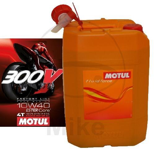 MOTUL Öl 10W40 4T 20L 104123