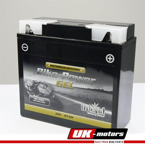 Intact Gel-Batterie 51913