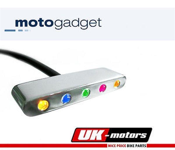Motogadget Motosign Mini poliert