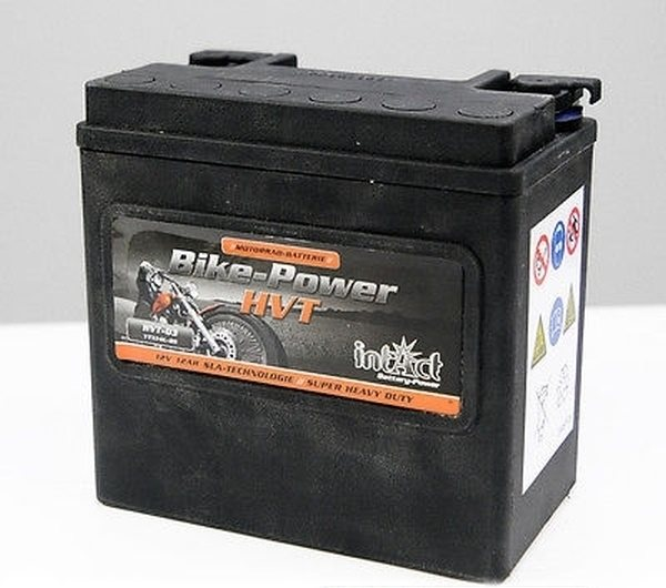 Intact Bike Power HVT-03 12V 12Ah 270A