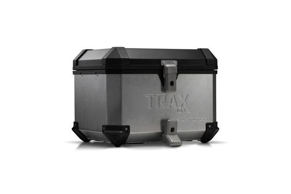 SW-Motech TRAX ION Topcase Aluminium 38l Silber