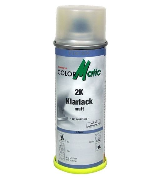 Colormatic 2K Klarlack matt 375330 200ml