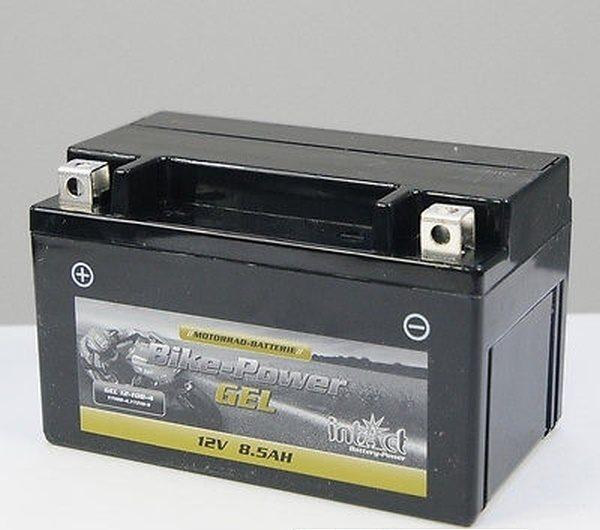 Intact Gel-Batterie GTZ10S YTZ10-S