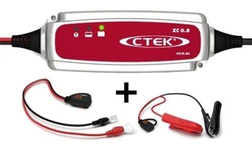 CTEK Batterie Ladegerät XC 0,8 6 Volt 0,8 Amperé