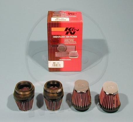 K&N Sportluftfilter RC-0984