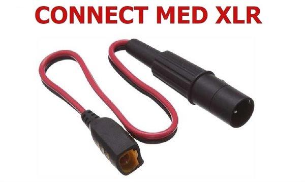 CTEK Comfort Connect MED XLR STIK 12 / 24 V Adapter-Kabel 56-867