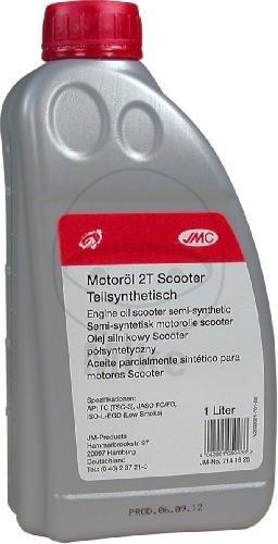 JMC Motoröl 2T Scooter Teilsyn 1 Liter
