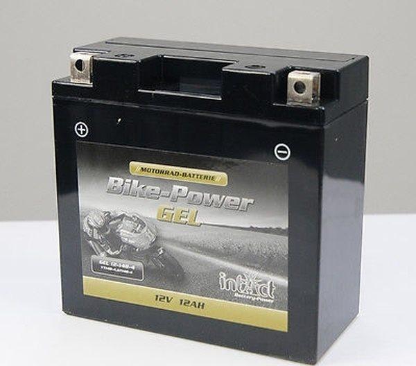 Intact Gel-Batterie YT14B-4 GT14B-4