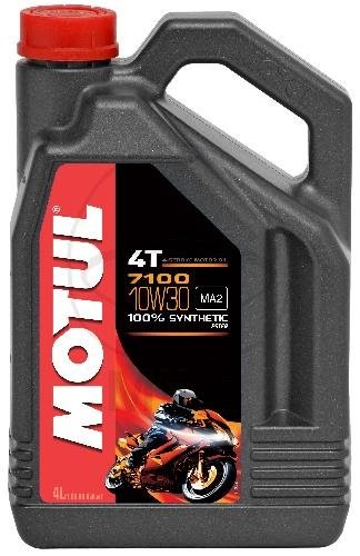 "MOTUL Motoröl 4T ""7100"" 10W30 4 Liter"