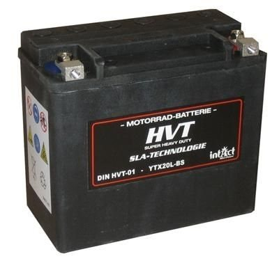 Intact Bike Power HVT-01 12V 18Ah 450A