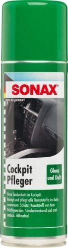 SONAX CockpitPfleger 341200 300ml Autopflege Autowäsche Innenpflege
