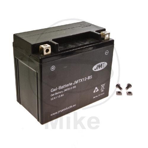 JMT Gel-Batterie YTX12-BS