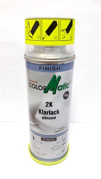 Colormatic 2K Klarlack 187216 glänzend