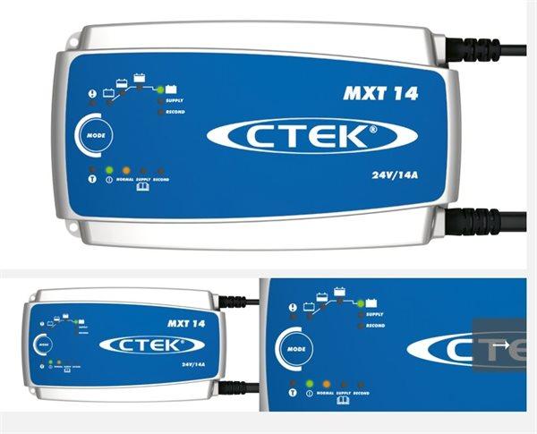CTEK Batterie Ladegerät MXT14 24V 14A
