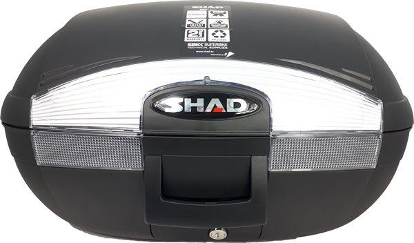 Shad Topcase schwarz 45L D0B45100